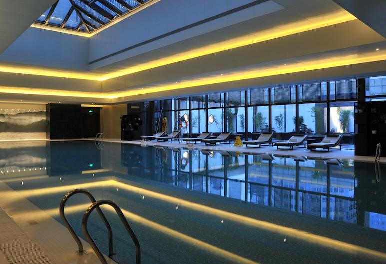 金陵ホテル南京 (南京金陵饭店), 南京, 屋内プール
