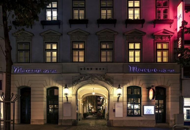 Grand Hotel Mercure Biedermeier Wien, Vienna, Exterior