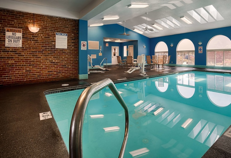 贝斯特韦斯特梅里马克谷酒店, 黑弗里耳, 室内游泳池