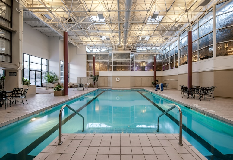 Crowne Plaza Hotel Chicago O'Hare, Rosemont, Indoor Pool