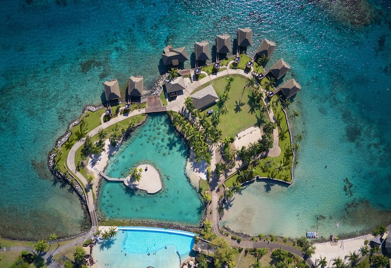InterContinental Resort Tahiti, Faaa, Exterior