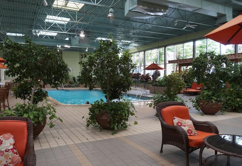 華美達酒店, 朴茨茅斯(樸茨茅斯), 泳池