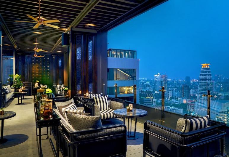 Bangkok Marriott Marquis Queen's Park, Bangkok, Hotelski salon