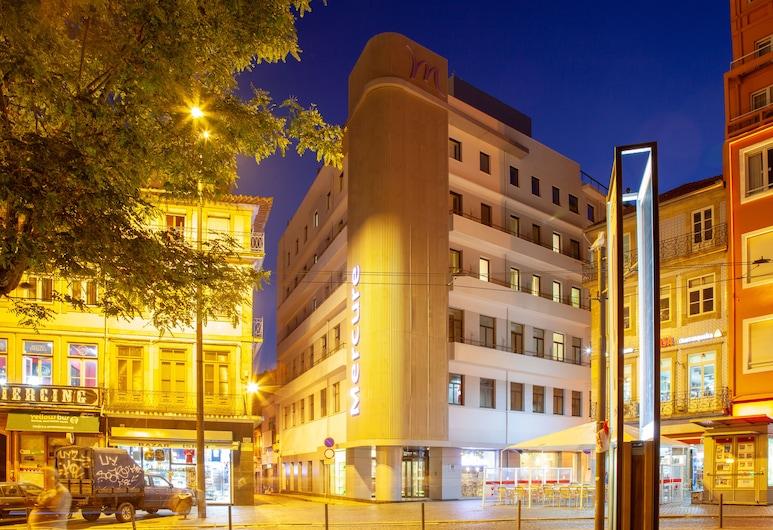Mercure Porto Centro Hotel, Porto, Hotellets front – kveld/natt