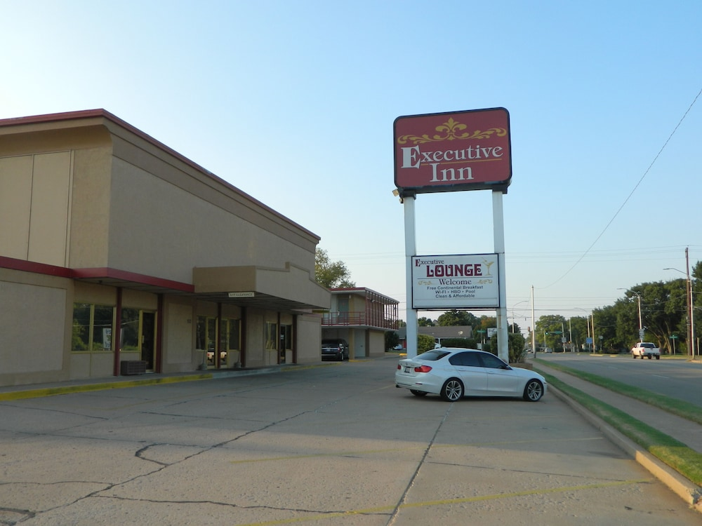 Executive Inn, Ponca City