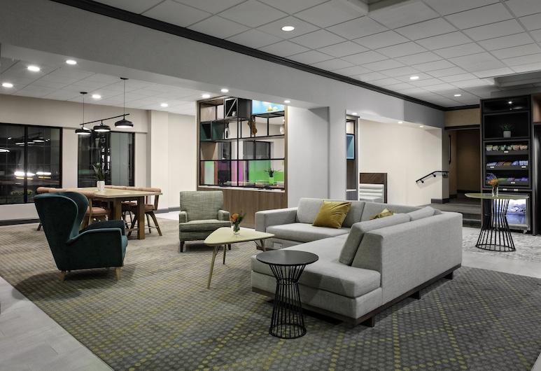 ホリデイ・イン ホテル & スイーツ ボストン - ピーボディ, ピーボディー, ロビー応接スペース