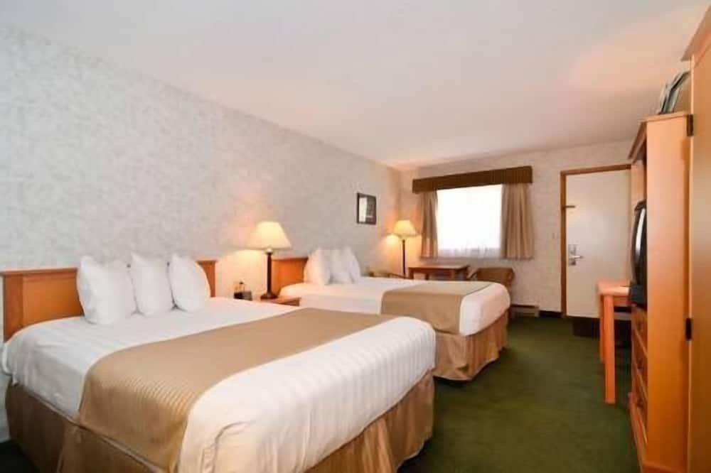 Pokój standardowy, 2 łóżka podwójne - Pokój