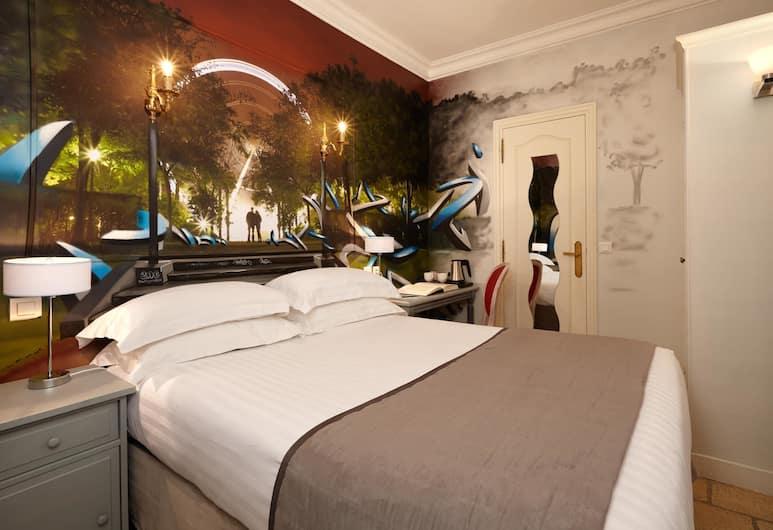 Hôtel Saint Martin Bastille, Paris, Standard Double Room, Guest Room