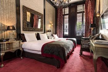 Amsterdam — zdjęcie hotelu The Toren
