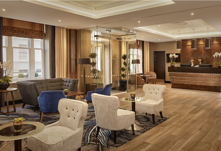 威斯特波恩海德公園酒店, 倫敦, 大堂閒坐區