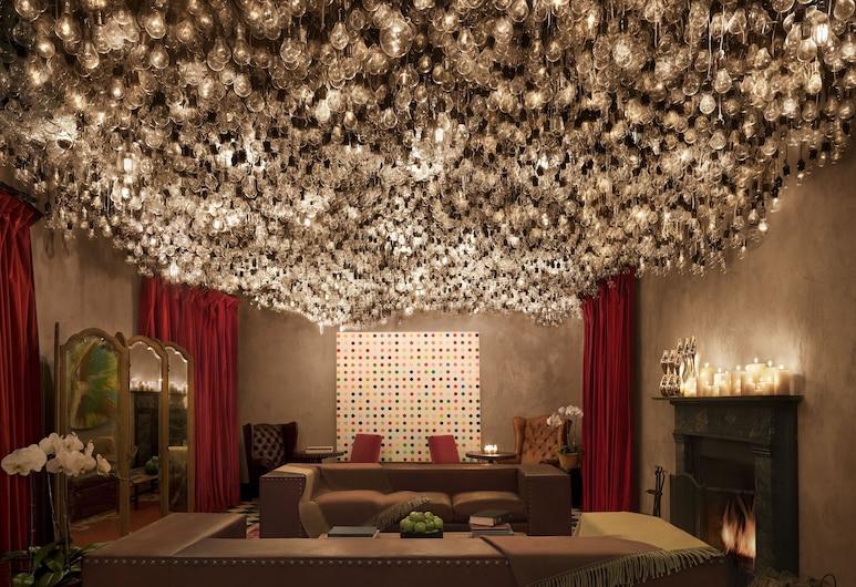 Gramercy Park Hotel, New York, Gjesterom
