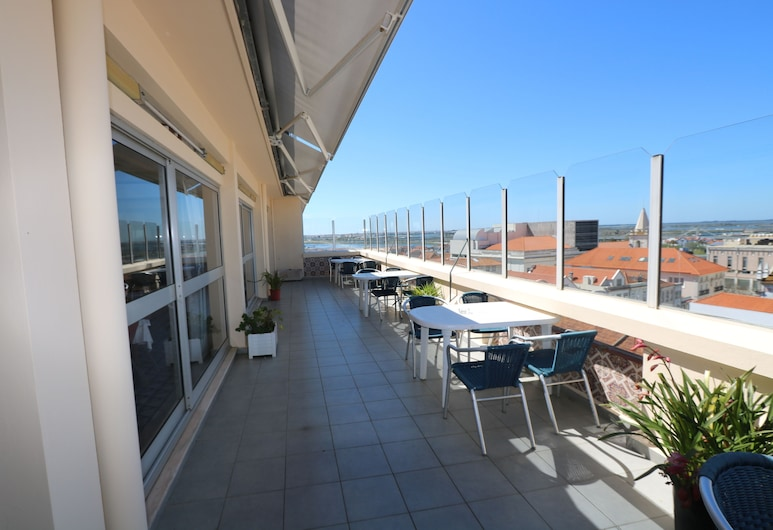 Hotel Imperial, Aveiro, Outdoor Dining
