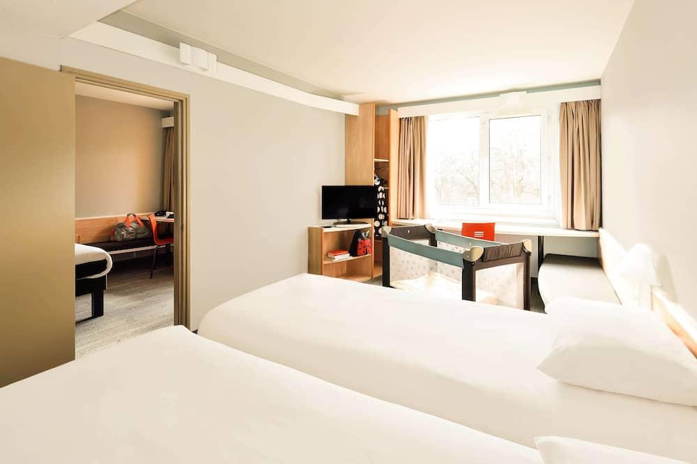 חדר סטנדרט זוגי, מספר מיטות (Standard) - חדר אורחים