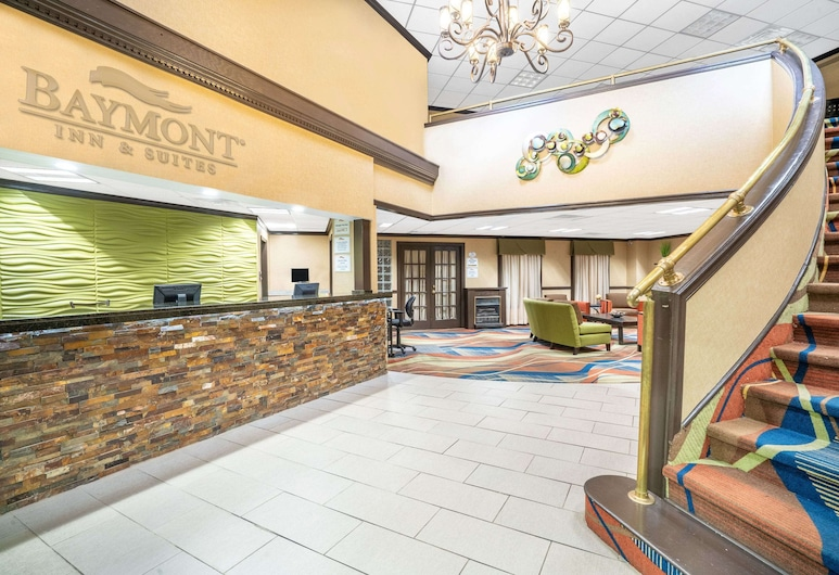 Baymont by Wyndham Knoxville I-75, נוקסוויל, לובי