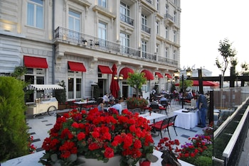 Bild vom Pera Palace Hotel Istanbul
