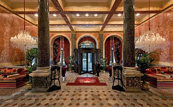 Picture of Pera Palace Hotel in Istanbul