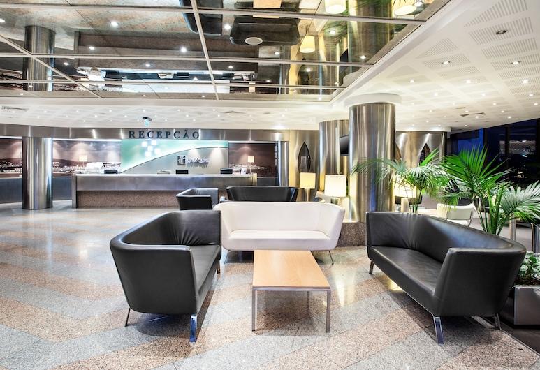 Holiday Inn Lisbon Continental, Lisbon, Lobby