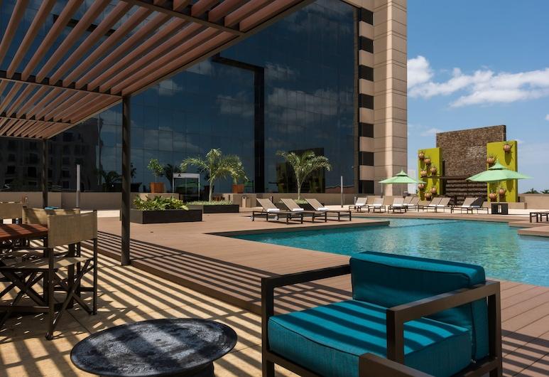 Hyatt Regency Merida Hotel, Mérida, Terraço/Pátio Interior