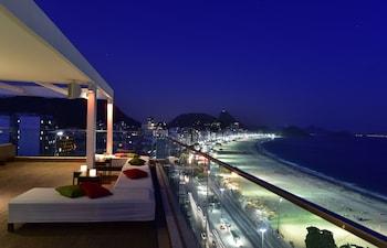 ภาพ Pestana Rio Atlantica ใน รีโอเดจาเนโร