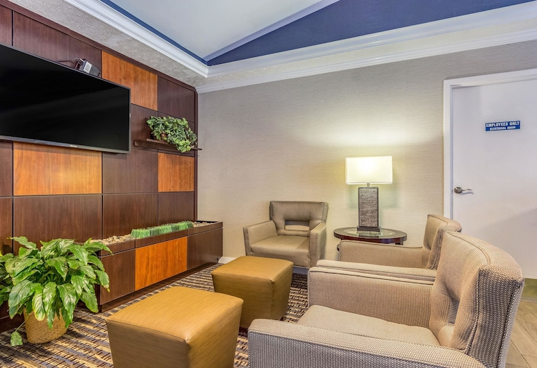 Comfort Inn, Independence, Lobby