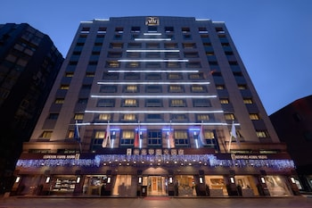 Choose This 4 Star Hotel In Taipei