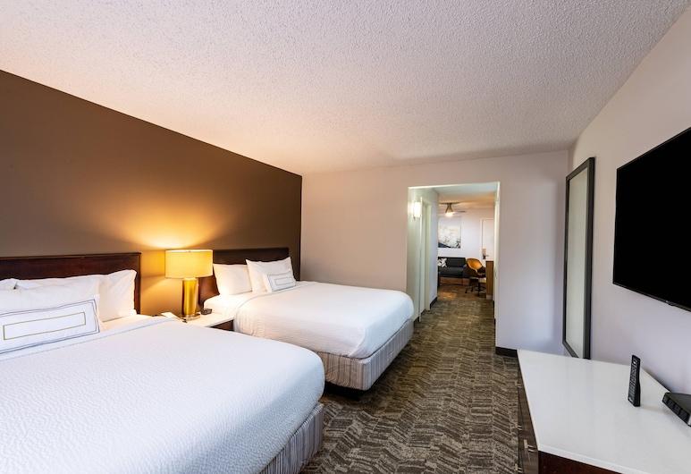 SpringHill Suites Houston Medical Center/NRG Park, Houston, Suite, Multiple Beds, Guest Room