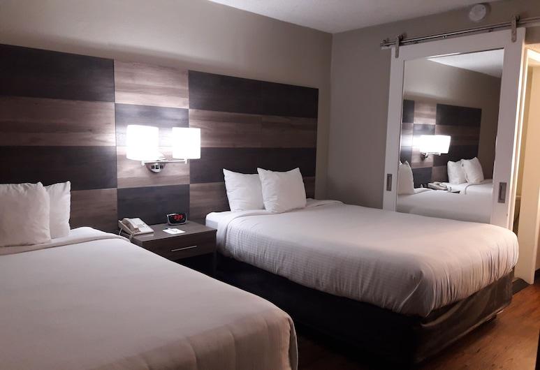 Clarion Pointe, Louisville, Pokój standardowy, 2 łóżka queen, dla niepalących, Pokój