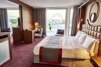 Genewa — zdjęcie hotelu Grand Hotel Kempinski Geneva