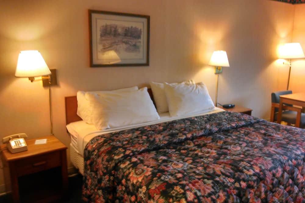 חדר, מיטת קינג, ללא עישון - חדר אורחים