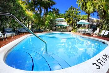 Selline näeb välja The Gardens Hotel, Key West