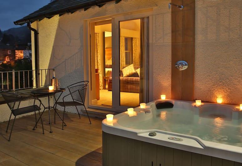 Ambleside Salutation Hotel & Spa, BW Premier Collection, Ambleside, Sūkurinė vonia