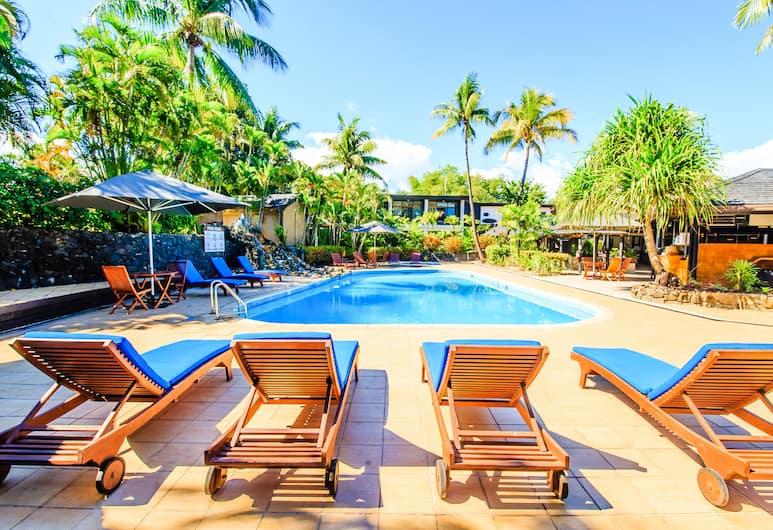 Tanoa International Hotel, Nadi, Piscine en plein air