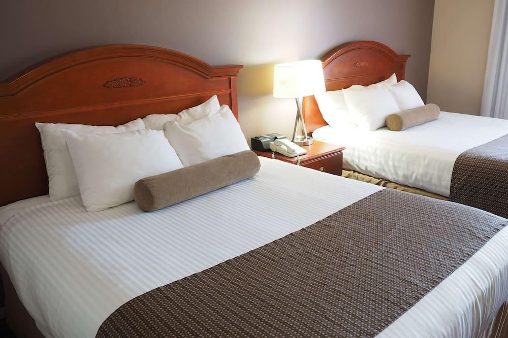 Studijos tipo numeris, 2 didelės dvigulės lovos, Nerūkantiesiems, vaizdas į vandenyną - Pagrindinė nuotrauka