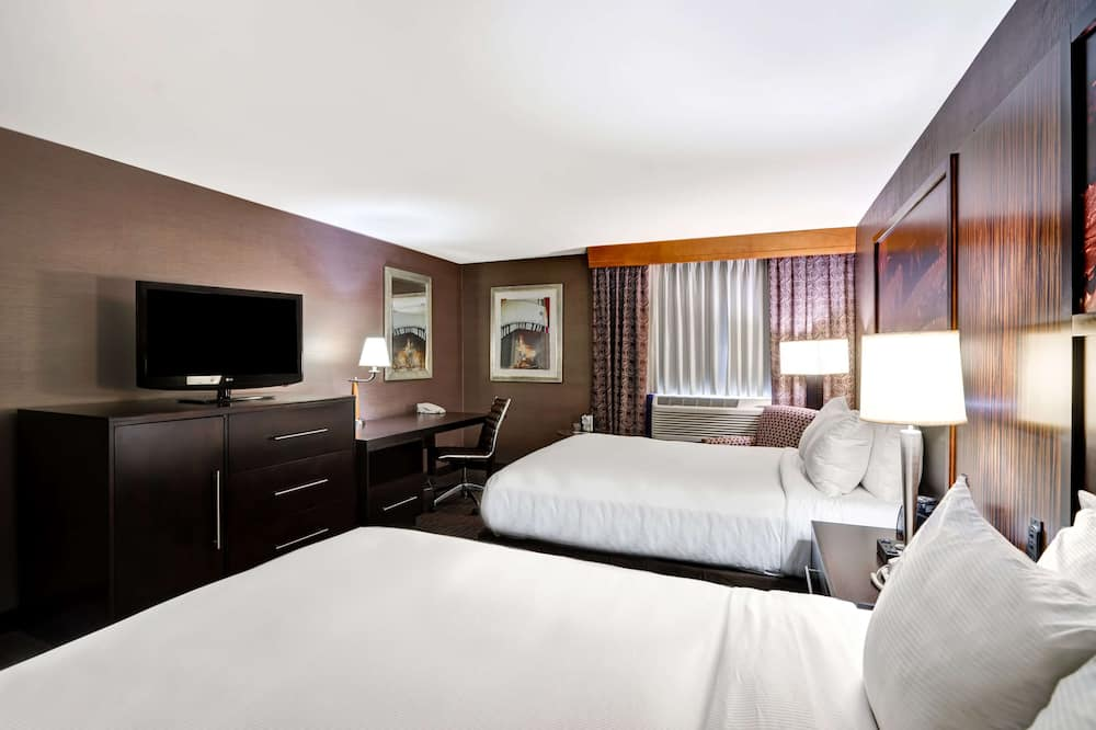 Executive Room, Non Smoking, Business Lounge Access (Concierge Level) - Guest Room