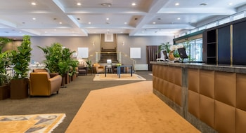 Mediolan — zdjęcie hotelu Best Western Hotel Blaise & Francis