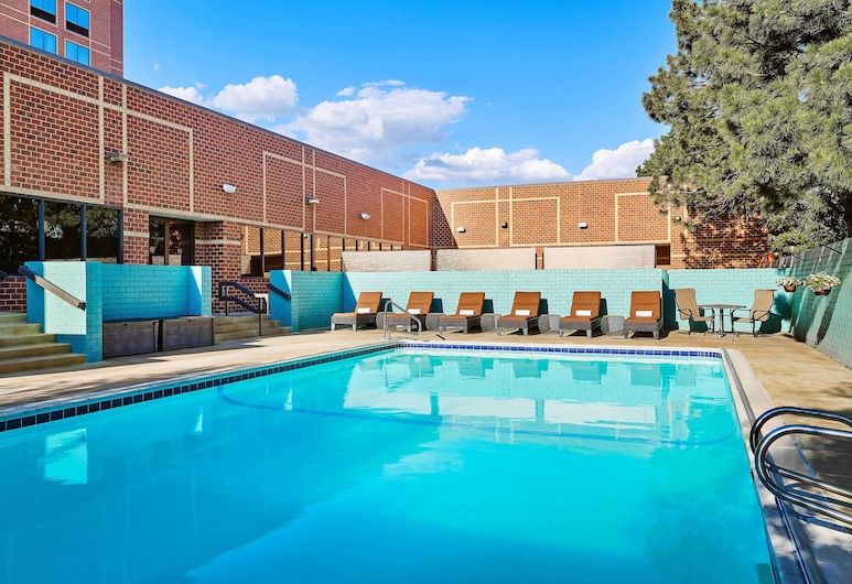 Sheraton Denver Tech Center Hotel, Greenwood Village, Piscina Exterior