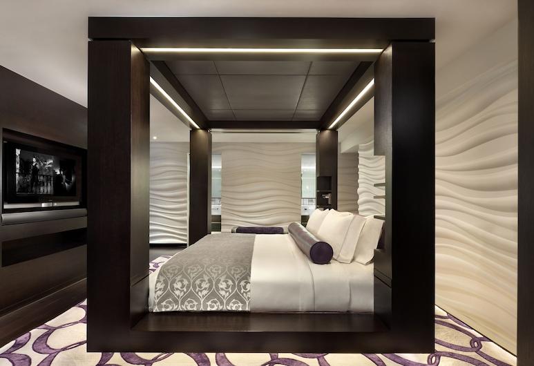 The Mira Hong Kong Hotel, Kowloon, Gästrum