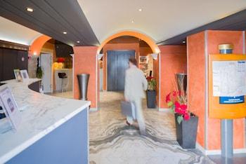 Choisir cet hôtel Trois étoiles à Nice