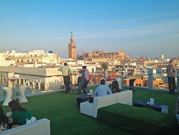 Sevilla bölgesindeki Inglaterra Hotel resmi