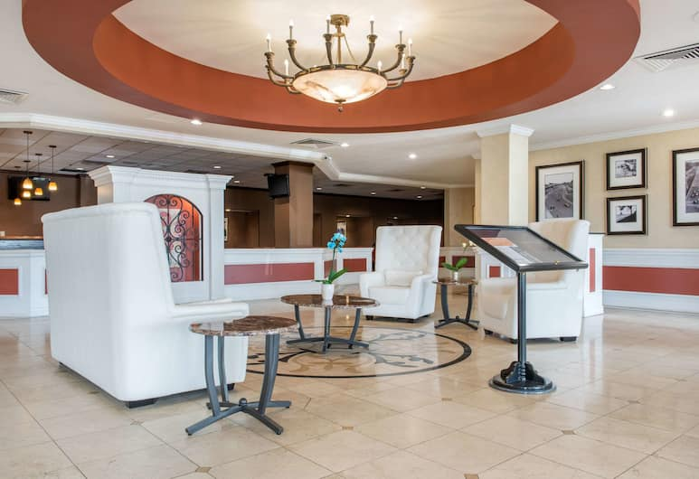 Clarion Hotel Airport, Indianapolis, Lobi