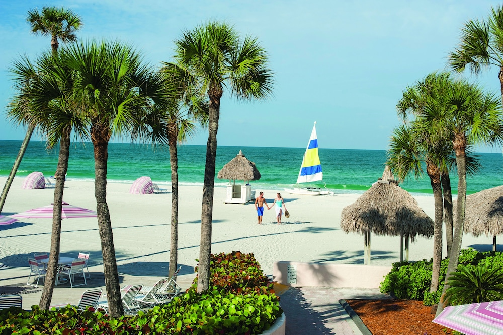 Sandcastle Resort At Lido Beach Sarasota