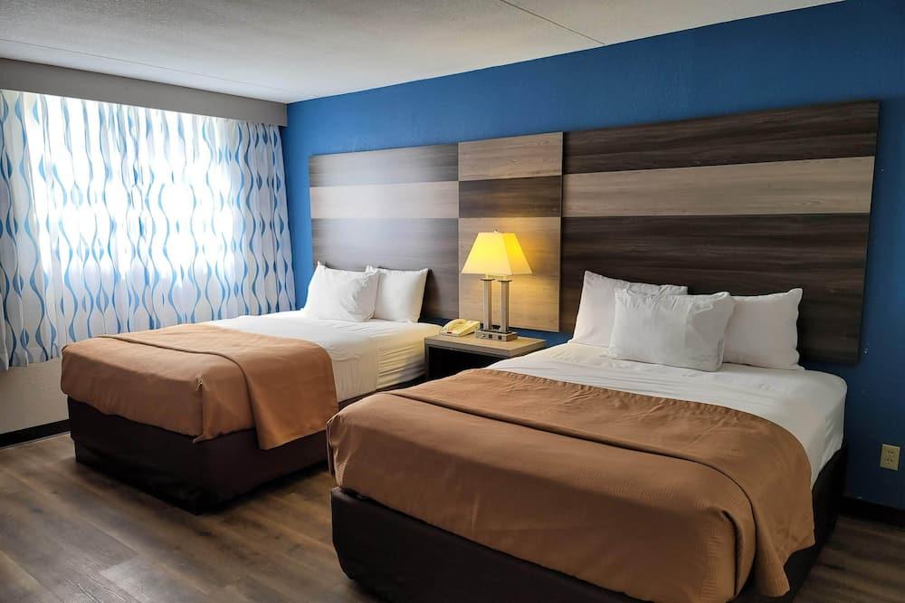 Standard Double Room, 2 Queen Beds - Guest Room