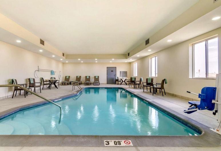 Comfort Inn & Suites Salina North, Salina, Kapalı Yüzme Havuzu
