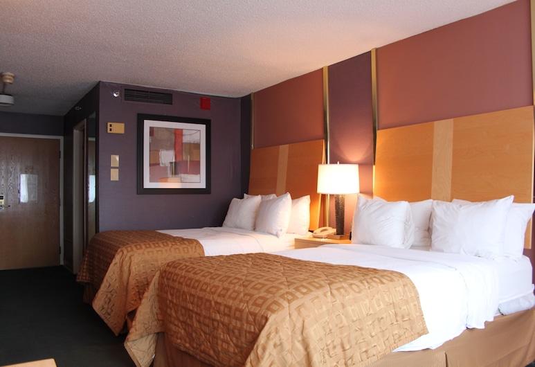 Trip Hotel Ithaca, איתקה, חדר זוגי, נגישות לנכים, חדר אורחים
