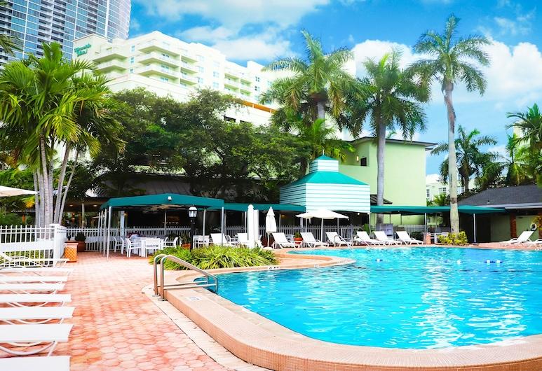 Riverside Hotel, Fort Lauderdale, Outdoor Pool