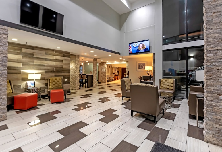 Best Western At O'Hare, Rosemont, Lobby