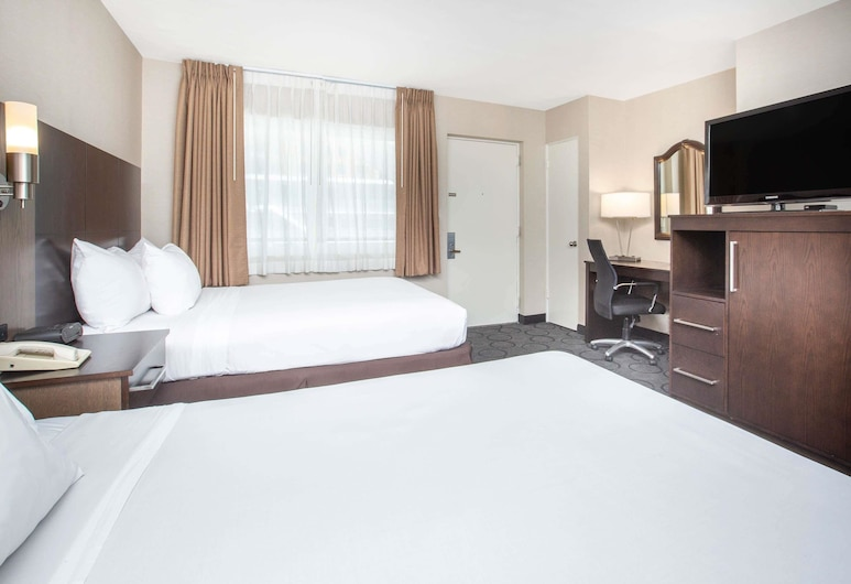 Baymont by Wyndham San Diego Downtown, San Diego, Room, 2 Queen Beds, Non Smoking, Guest Room