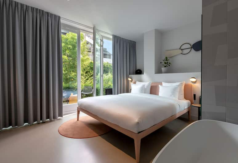 Conscious Hotel Museum Square, Amsterdam, WOW Room, Kamer