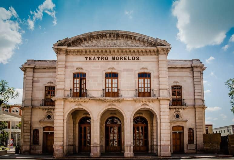 Fiesta Inn Aguascalientes, אגואס קליינטס, אזור חיצוני