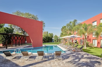 Aguascalientes — zdjęcie hotelu Fiesta Inn Aguascalientes